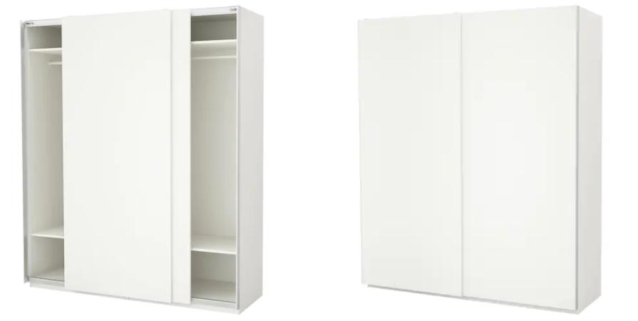Шкаф от бренда Ikea