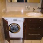 шкафчик над стиральной машинкой