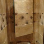 шкаф скрытого монтажа в туалет