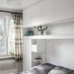 шкаф над кроватью стиль модерн