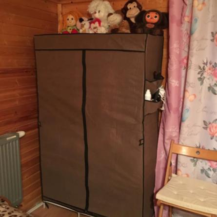 ккомпактный сборный шкаф
