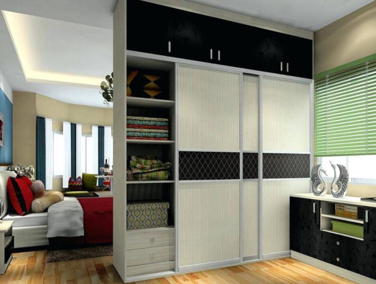 шкаф перегородка для комнаты
